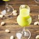 Italian traditional liquor with pistachio - PhotoDune Item for Sale