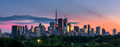 Toronto city view from Riverdale Avenue. Ontario, Canada - PhotoDune Item for Sale