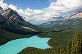 Beautiful Peyto Lake, Banff National Park, Alberta, Canada - PhotoDune Item for Sale