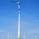 Modern wind power turbines - PhotoDune Item for Sale