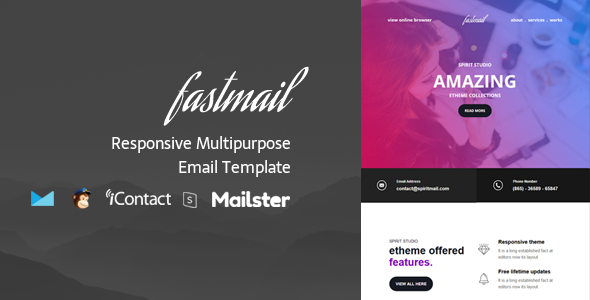 Fastmail + Online Access + Mailster + MailChimp