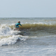 Panorama of young boy surfing on the Atlantic Ocean. - PhotoDune Item for Sale