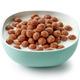 bowl of breakfast cereal balls - PhotoDune Item for Sale