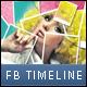 Vibrant FB Timeline Cover - Volume 1 - GraphicRiver Item for Sale