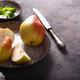 Fresh Organic Pears - PhotoDune Item for Sale