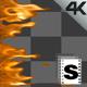 Flames Loop 1 - VideoHive Item for Sale