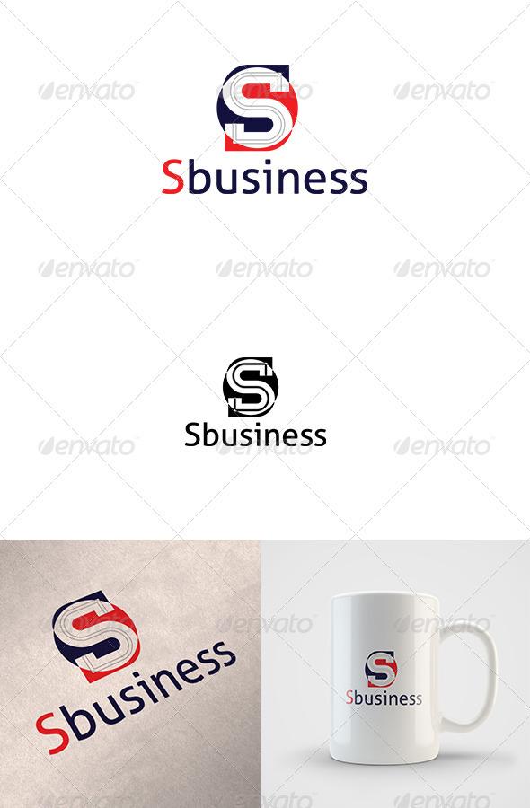 S Logo - Letters Logo Templates