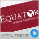 Equator - Minimalist Business Template 5 - ThemeForest Item for Sale