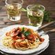 Italian spaghetti with prawns - PhotoDune Item for Sale