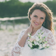 Happy young woman in wedding dress - PhotoDune Item for Sale