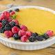 Lemon curd tart with fresh berries - PhotoDune Item for Sale
