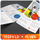 Clean Corporate, Business Trifold & Flyer Pack - GraphicRiver Item for Sale