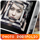 Creative Photography Portfolio A4 Brochure vol. 2 - GraphicRiver Item for Sale