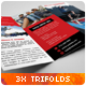 Extreme Sports Event Trifold Brochures - GraphicRiver Item for Sale