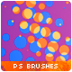 40 Halftone II Photoshop Brushes - GraphicRiver Item for Sale