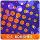 40 Halftone Photoshop Brushes - GraphicRiver Item for Sale