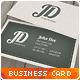 Professional Retro Business Card - GraphicRiver Item for Sale
