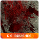 40 Bloody Massacre Photoshop Brushes - GraphicRiver Item for Sale
