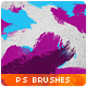 22 Paint Splashes Photoshop Brushes - GraphicRiver Item for Sale