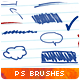 78 Hand-made Photoshop Brushes - GraphicRiver Item for Sale