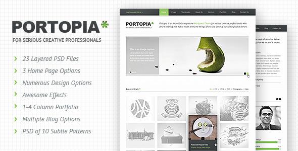 Portopia | PSD