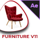 Furniture Instagram Stories V11 - VideoHive Item for Sale