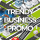 Trendy Business Promo - VideoHive Item for Sale