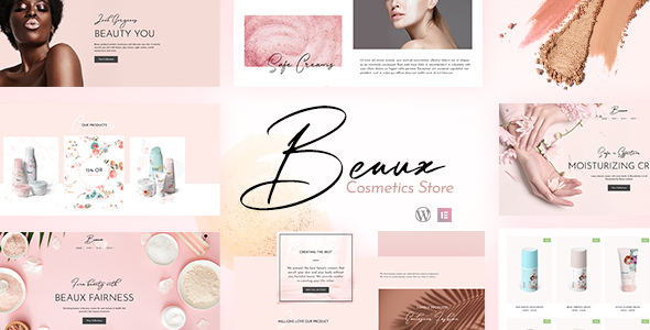 Beaux - Beauty Cosmetics Shop