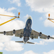 large passenger jet landing - PhotoDune Item for Sale