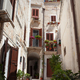 Typical architecture of Puglia and the small Mediterranean countries. Buildings built in stone. - PhotoDune Item for Sale