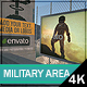 Cinematic Military Base Titles - VideoHive Item for Sale