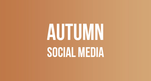 Social Media Autumn