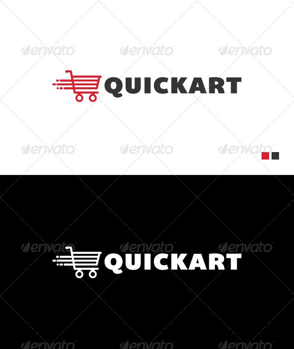 Quikart - Logo Template - Objects Logo Templates