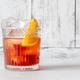 Glass of Negroni - PhotoDune Item for Sale