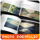 Modern Photography Portfolio, Wedding Album - GraphicRiver Item for Sale