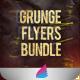 Grunge Flyers Bundle - GraphicRiver Item for Sale