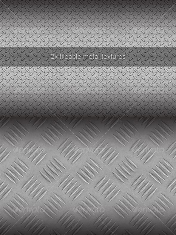 Tileable Metal Texture Pack - Metal Textures