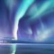 Northern light on the Lofoten islands, Norway. Long exposure photography - PhotoDune Item for Sale