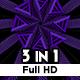 Geometric Flowers VJ Loops - VideoHive Item for Sale