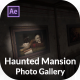 Haunted Mansion Photo Gallery - VideoHive Item for Sale