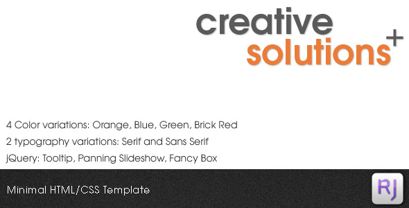 Free Download Creative Solutions HTML/CSS Template Nulled Latest Version