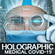 Holographic Medical Corona Virus - VideoHive Item for Sale