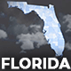 Florida Map - Florida Map Kit - VideoHive Item for Sale