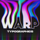 Warp Typographics - VideoHive Item for Sale