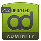 Adminity - Premium Admin Interface Nulled