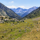 Towards Pica d'Estats, top of Catalonia, Pyrenees - PhotoDune Item for Sale