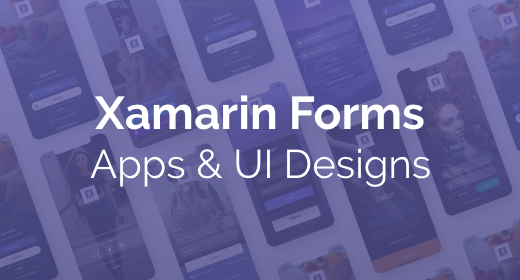 Best Xamarin Forms Mobile Applications