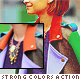 Strong Colors Action - GraphicRiver Item for Sale