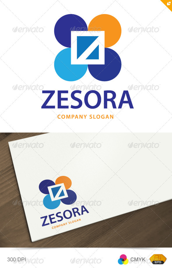 Zesora Smart Logo - Symbols Logo Templates