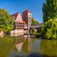 Executioner's bridge in Nuremberg, Germany - PhotoDune Item for Sale